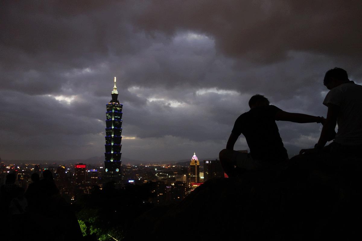 Taipei, octobre 2014
